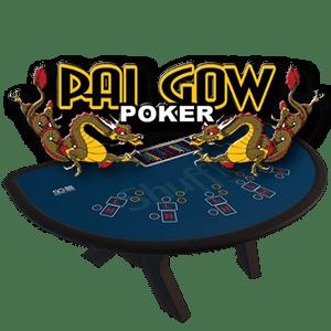 Pai Gow Poker tafel
