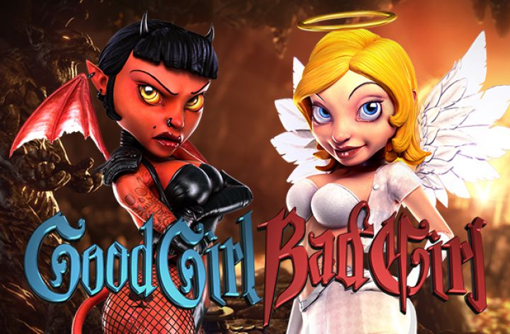 Good Girls Bad Girls gokkast